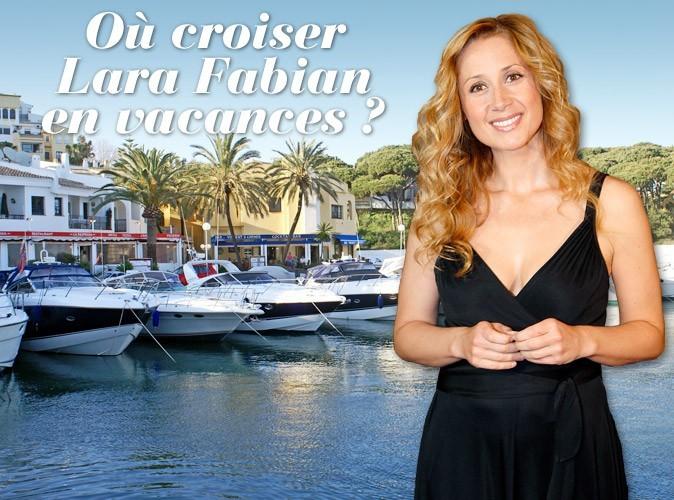 Exclu Public : Lara Fabian : repos en famille à Marbella !