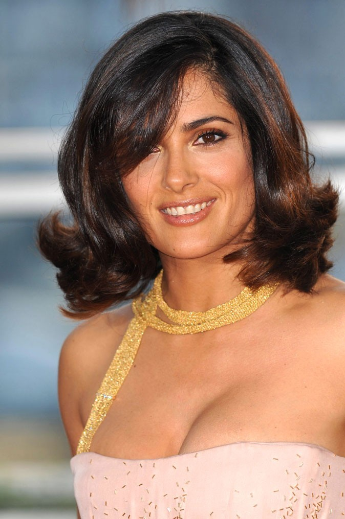 salma hayek breastfeeding addiction. pictures Salma Hayek celebrity