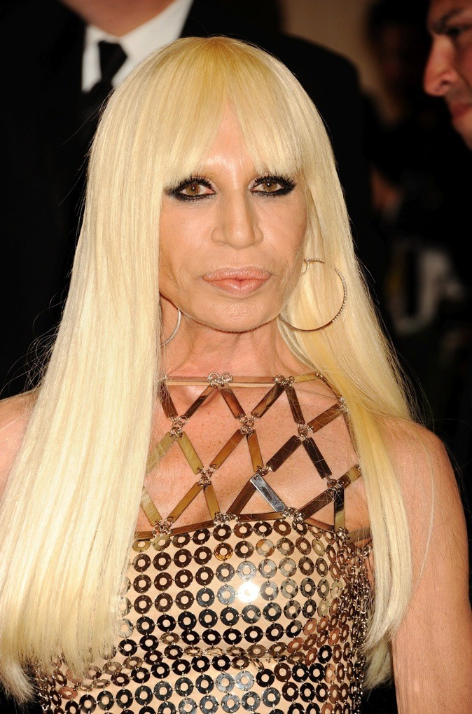 Donatella Versace Là Ai