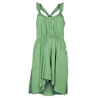 robe croisée dans le dos