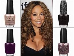 Beauté : Mariah Carey : sa collection de vernis enfin révélée !