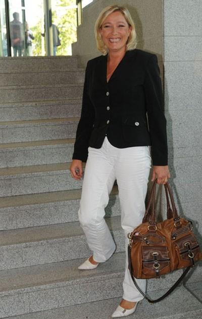 Vous aimez le sac de Marine Le Pen ?