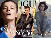 Mode : Milla Jovovich pose pour Marella, Sisley et Vogue !