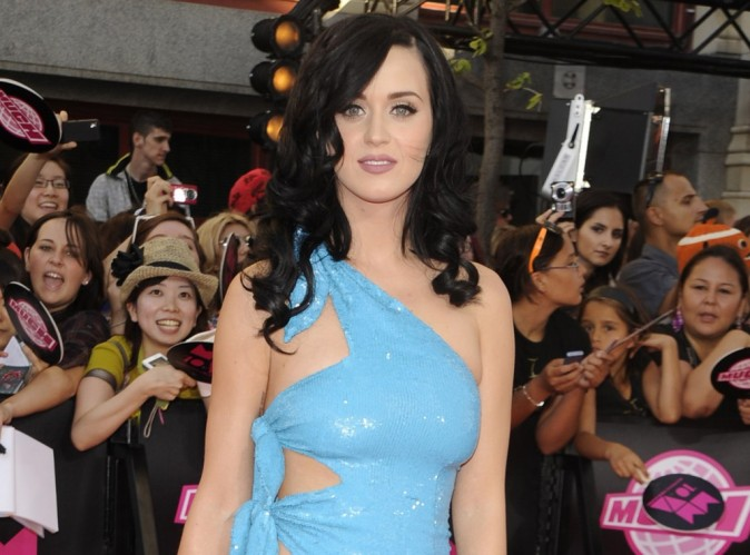 the celebrity report katy perry complexed with her breasts