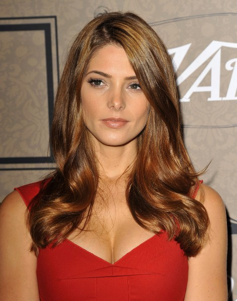 Pin cheveux chatain clair avec meches blondes on pinterest - Chatain clair meche blonde ...