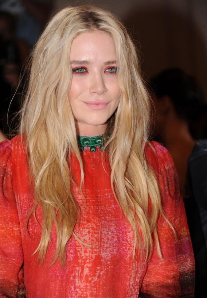 Mary-Kate Olsen au Met Ball, le 2 mai 2011 à New York.