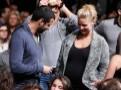 Virginie Efira : radieuse et toute en courbes en attendant l'arrivée de son premier enfant...