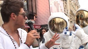 Exclu Vidéo : Dorian Rossini pète un plomb dans une boulangerie !